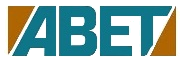 Logo ABET