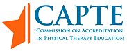 Commission on Accreditation in Physical Therapy Education (CAPTE)