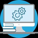 Imagen Logo de la Oficina de Sistemas de Información.