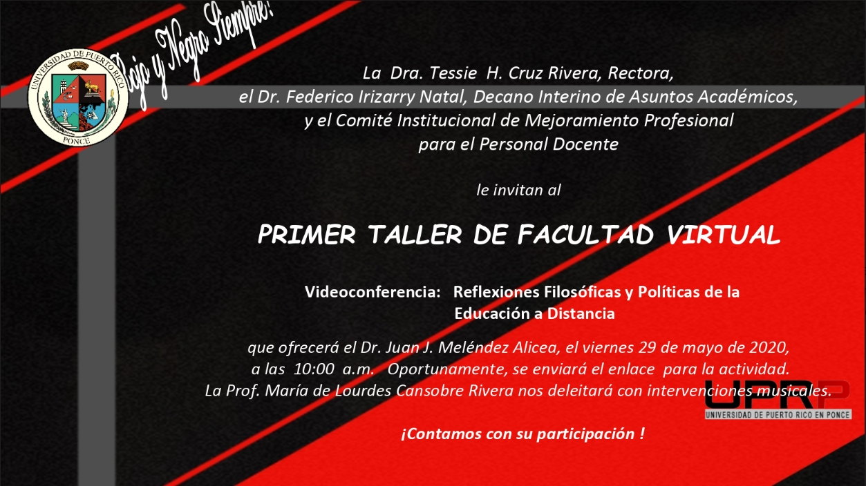 INVITACION TALLER ENMENDADA